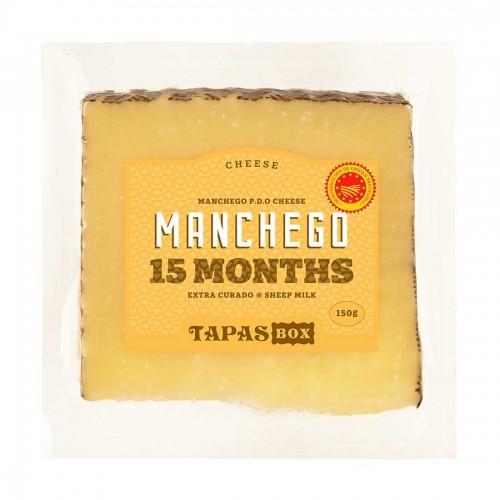 15 Months Manchego Cheese