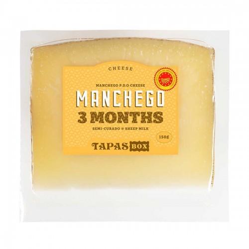 3 months Manchego Cheese