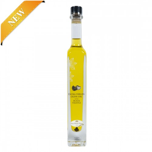 Extra Virgin Olive Oil With Black Truffle 100ml