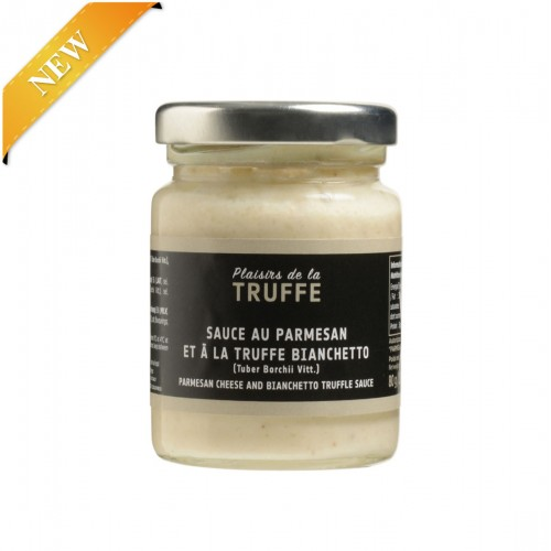 Parmesan Sauce with Truffle