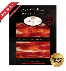 32 Months Iberico Ham Cebo
