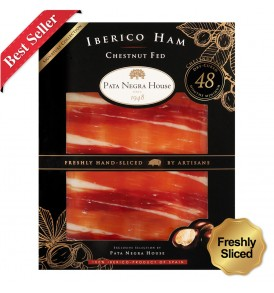 48 Months Chestnut Fed Iberico Ham Bellota